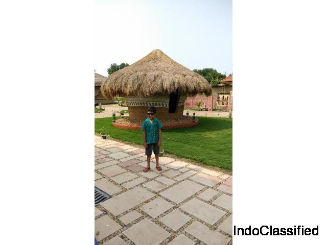 Eco Tourist Village in West Bengal
