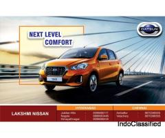 Top Dealers for Nissan and Datsun cars in Chennai | Lakshmi Nissan