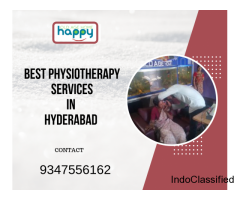 Best Physiotherapy Services at Happy Old Age Home