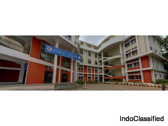 SSMRV Degree College | SSMRV Degree College Jayanagar