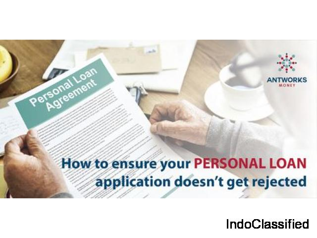 Apply for Personal Loan in India | AntworksMoney