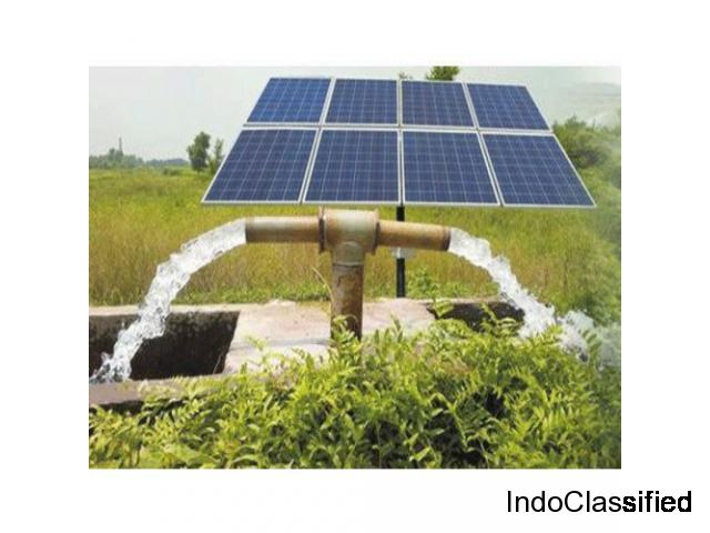 Solar Pv Water Pumping System