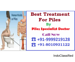 Best treatment for piles in Malviya Nagar - (+91-801931122)