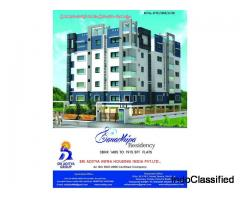 Flats for sale with90% loan facility