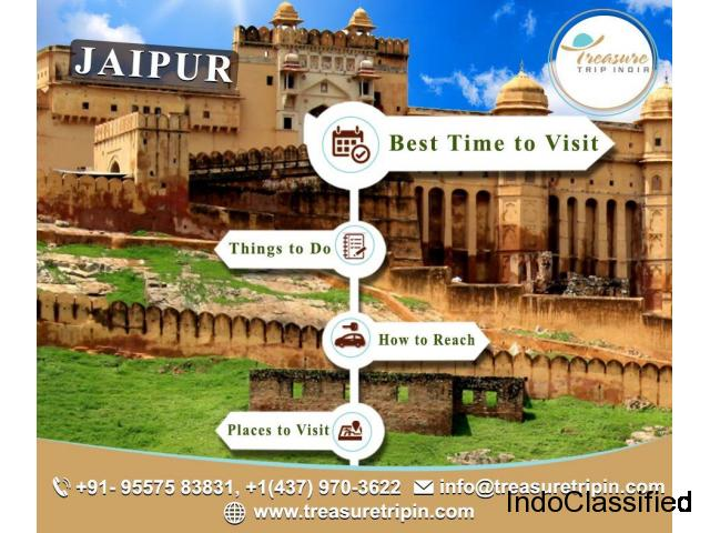 Jaipur One Day Tour