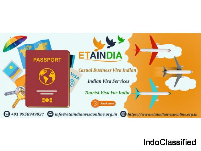 Casual business visa Indian | Indian business visa application form