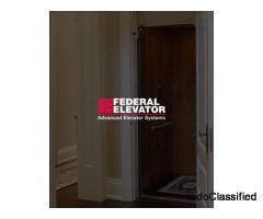 Houston Residential Elevator Installation Federal Elevators