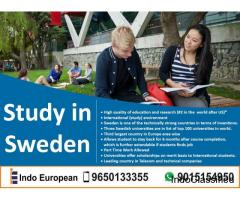 Study in Sweden without IELTS