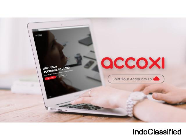 GST Ready Accounting Software for Small and Medium Businesses - Accoxi