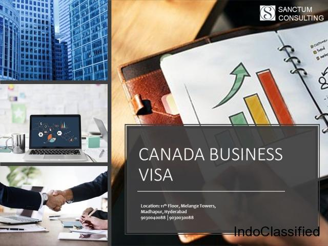 Apply for Canada Business Visa – Reach Sanctum Consulting