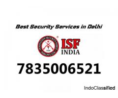Best Security Services in Delhi