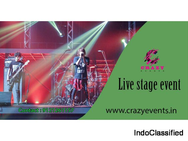 Live Stage Events | Live Corporate Events | Events in Sainikpuri hyderabad