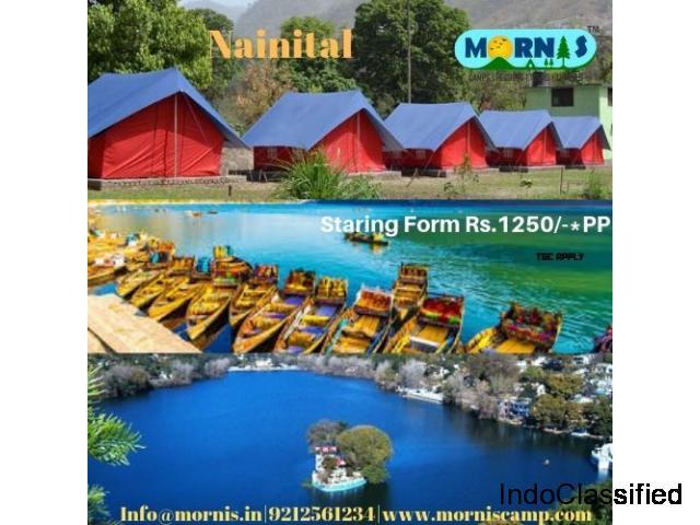 Best Camping in nainital