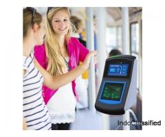Contactless payment of tolls and parking charges