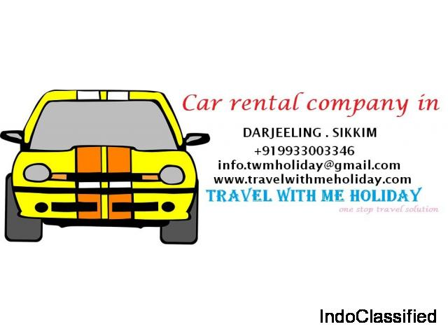 CAR RENTAL COMPANY IN DARJEELING & SIKKIM