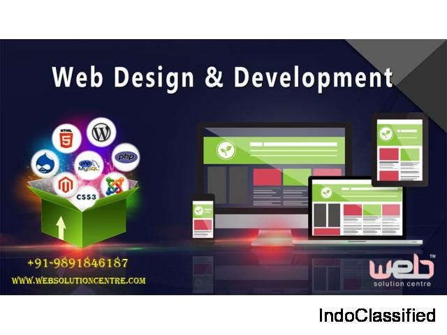 Web Development Company In Delhi - Living Innovation