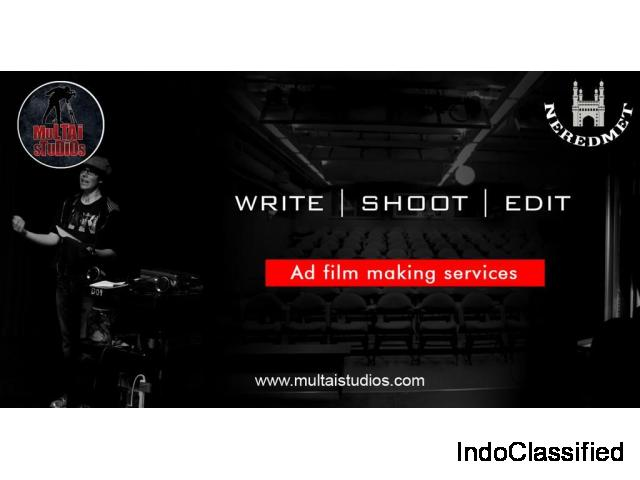 Multai solutions Film making , Film Production, Film Editing  in Sainikpuri Hyderabad