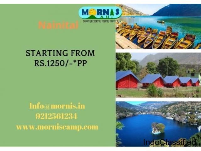 Camping in Nainital