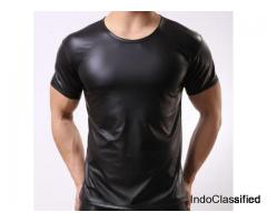 best leather t-shirts