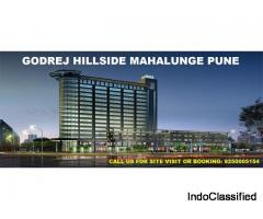 Godrej Hillside Mahalunge | Redefining The Skyline Of Pune West