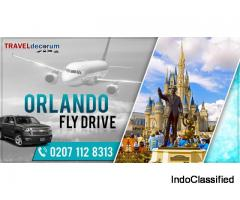 Hurry up! The super-exciting fly drive Orlando 2020 is right here!