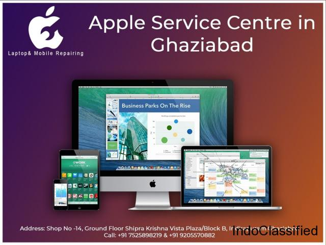 Apple Repair Centre in Ghaziabad
