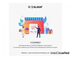 E-Commerce - Excelsior Technologies