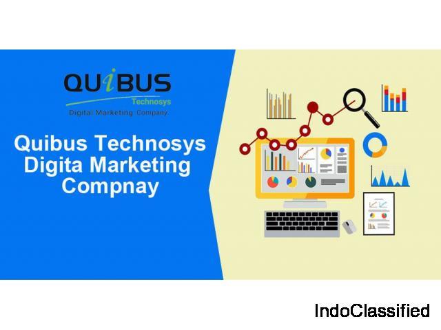 Quibus Technosys-Best Digita Marketing Compnay