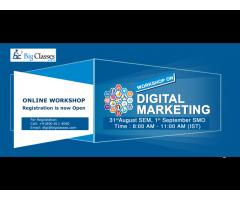 Google Ads & Social Media Workshop on 31st Aug & 1st Sep