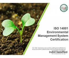 ISO 14001 Certification in Karur, Tamil Nadu