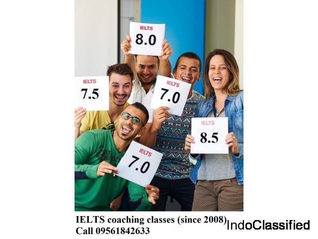IELTS training in Pune for 8 bands