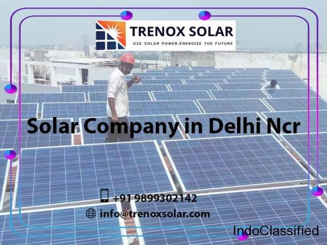 Solar Company in Delhi Ncr