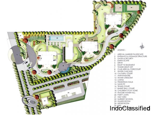 Emaar Digihomes Price List 2 and 3 BHK At 1.54 Lacs Sector 62 Gurgaon