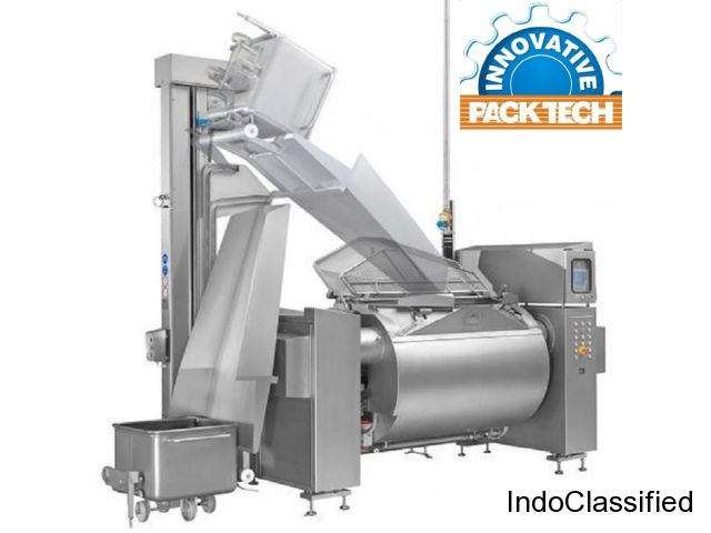What is a Food Processing Machine Manufacturer India ?