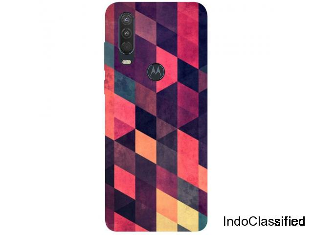 Designer Motorola One Action Case