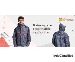 Raincoats for Men by ORANGE !