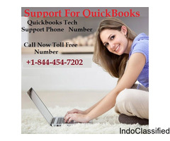 QuickBooks Support Number +1-844-454-7202