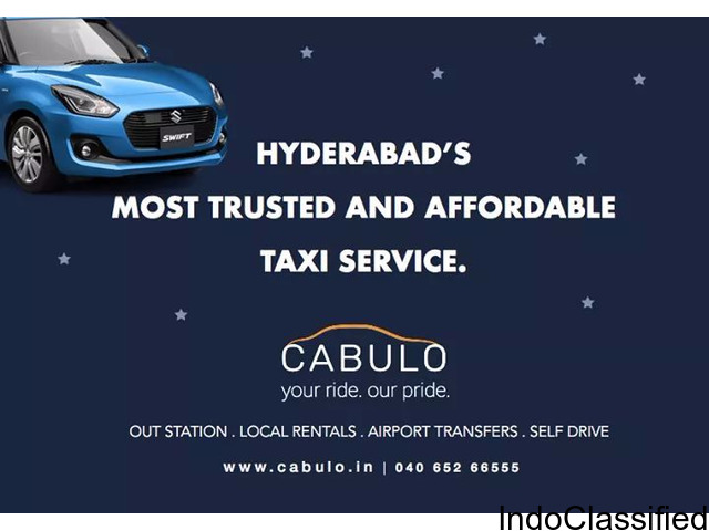 CABULO : Outstation / Local CAB Services