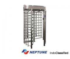Full Height Turnstile provided by Neptune Automatic