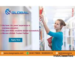 Free study abroad consultants in Hyderabad | Global Six Sigma