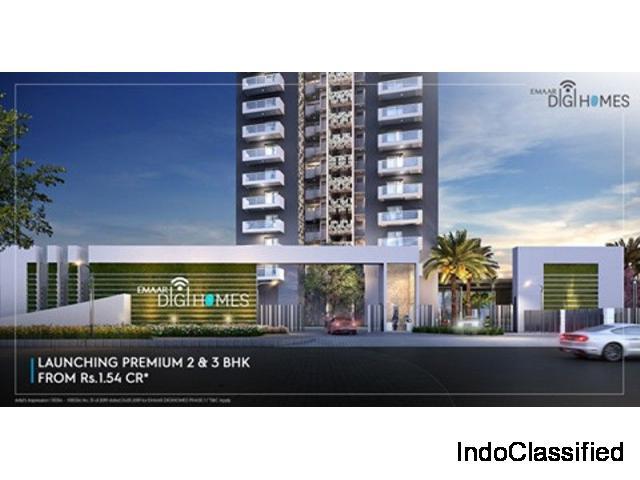 Emaar Digihomes Gurgaon Project Price List, Floor Plan, Location Map