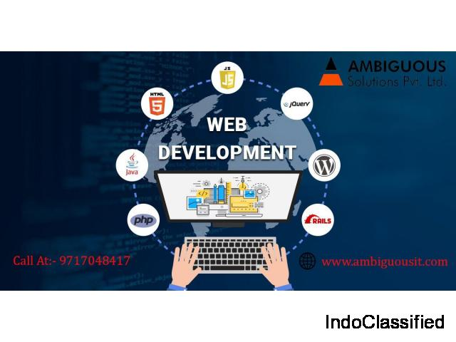 Searching For Best Website Development Company and Services in USA, UK, India – Ambiguous