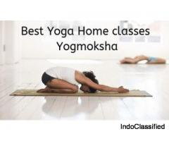 Best Yoga Home Instructor & Classes in Model Town Delhi - Yog Moksha