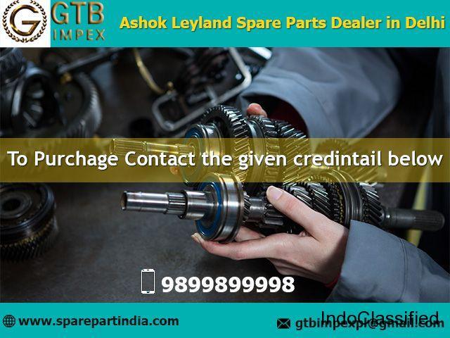 Ashok Leyland Spare Parts Dealer in Delhi