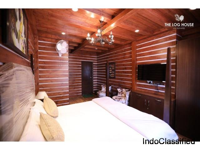 Luxury Home stays in Mussoorie