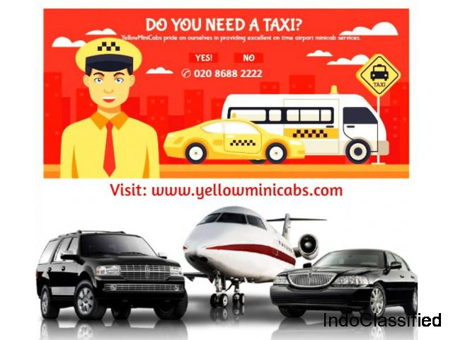 Book Online Heathrow Cab, Gatwick Airport Taxi Instant Quote