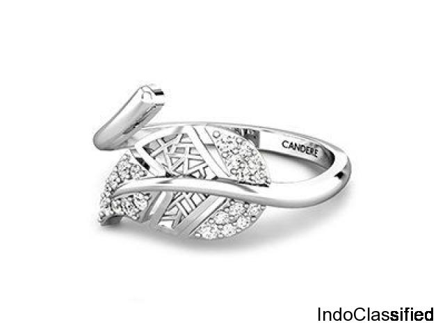 White Gold Rings For Women