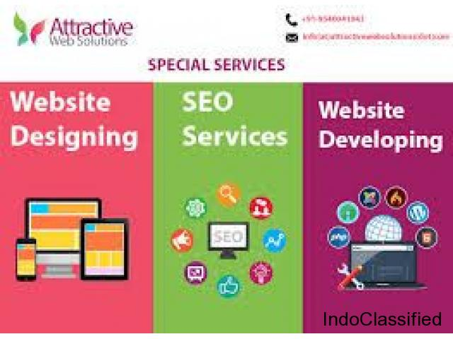 static web design in delhi