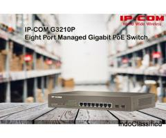 Now Gigabit PoE Managed Switch Available in Delhi