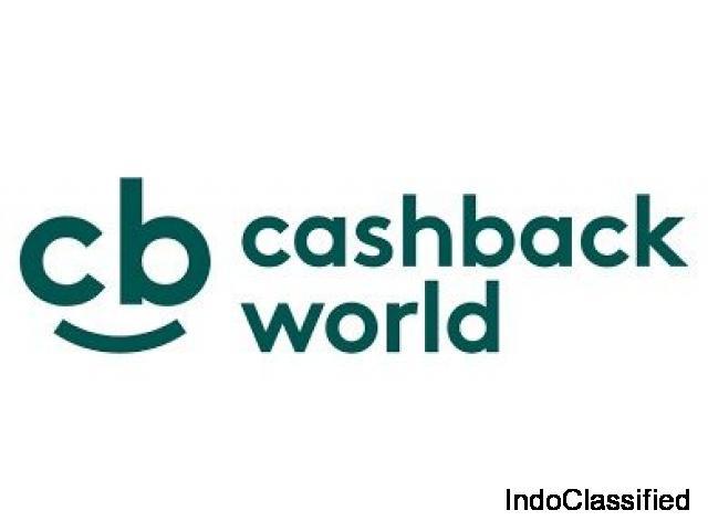 Cashback World E-vouchers -Exclusive Discount Codes & Vouchers
